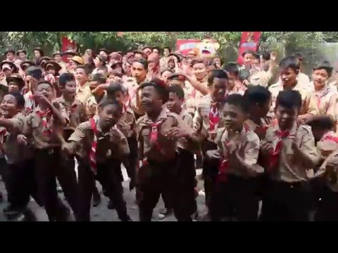 Milkuat Dance Competition SDN Cisalak 03