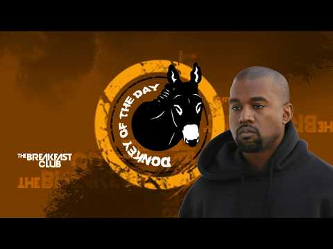 "Charlamagne Give Kanye West ""Donkey Of The Day"" For Drake Rant (12/14/18)"