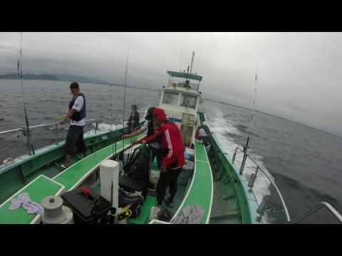 tochigi grupo de pesca na captura do shiira 9