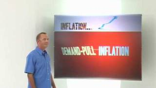 Causes of inflation:  Cost-push and demand-pull