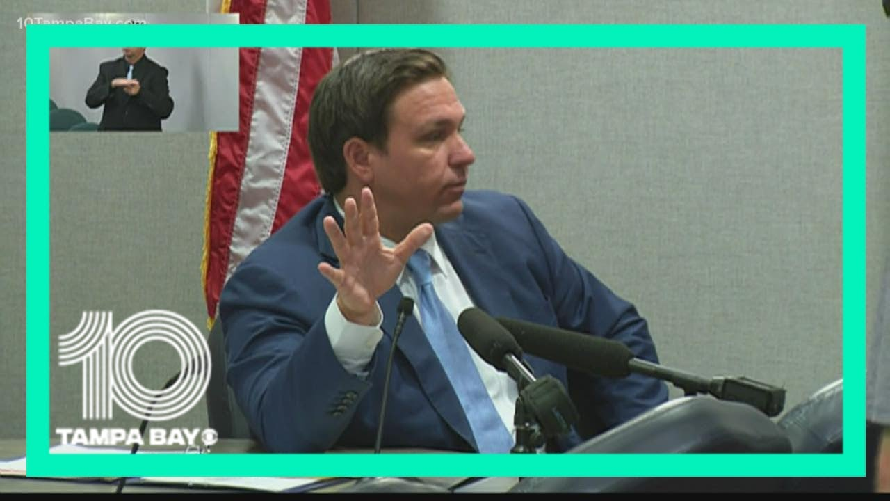 Gov. DeSantis wants to ease restaurant restrictions, may override local rules