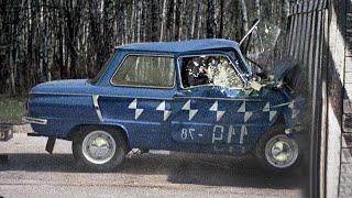 Краш Тесты Советских Автомобилей!