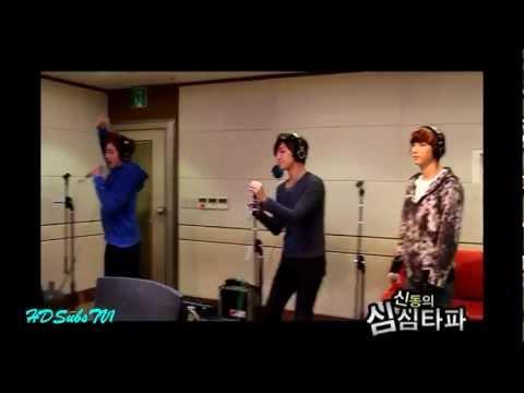 2012/21/10 U-kiss - Stop Girl  Radio
