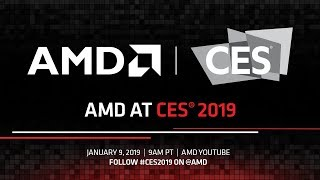 AMD CEO Lisa Su's 2019 CES Keynote