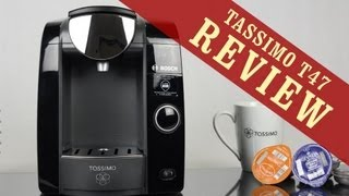 Tassimo T47 Review - Single Cup Home Brewing System by Bosch
