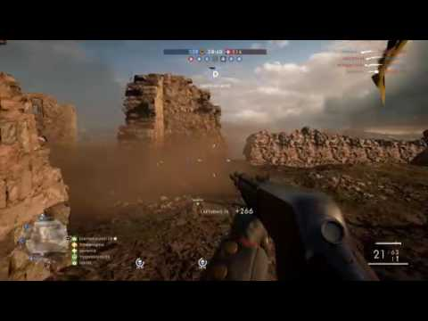 Battlefield 1 [Conquest] Tryna put on a Medic clinic