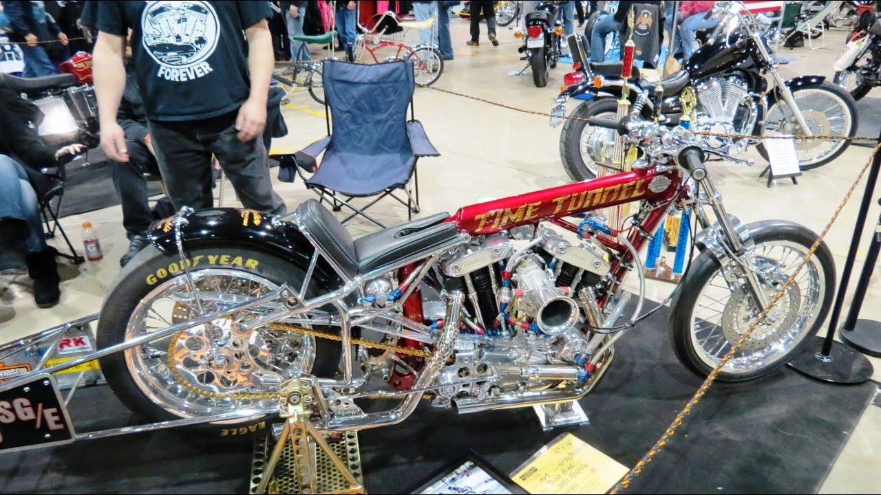 Harley Davidson Drag Bike Racing