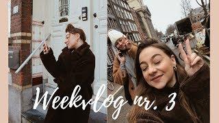 WEEKVLOG naar Amsterdam, straatintimidatie &amp sushi