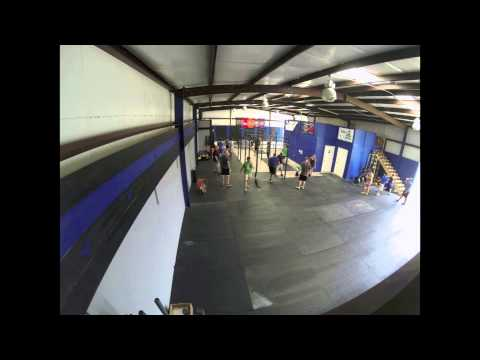 Crossfit Chelsea Time Lapse