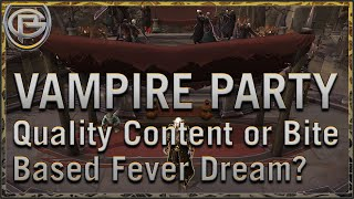 Vampire Party Time - Venthyr Weekly Covenant Event