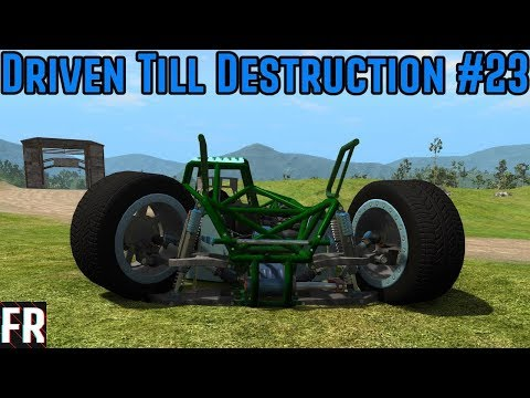 BeamNG Drive - Driven Till Destruction - The Endurodrome #23