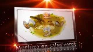Menús de Navidad 2013 Restaurante Ex Libris