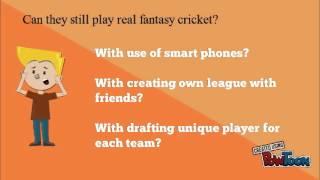 FF Kriket Ligi Uygulaması