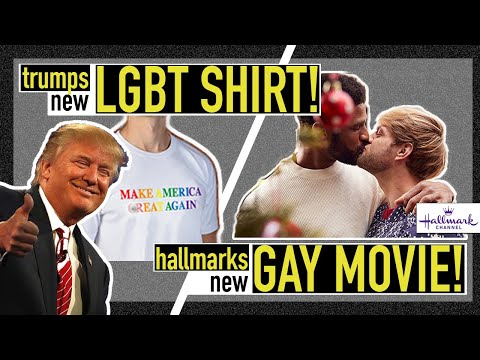 Trump is Making America Gay Again & Hallmark is Open to a Gay Christmas Movie   Gay News from YouTube · Duration:  7 minutes 26 seconds