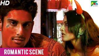 Repeat youtube video Hot Kissing Scene of Prateik Babbar And Amyra Dastur | SSAQ | Romantic Scene | HD