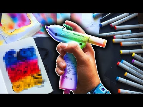 BETTER THAN COPIC MARKERS ?