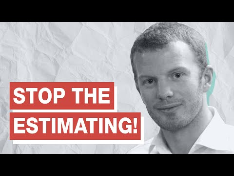 How to Estimate in Software Development with Gerard Beckerleg | #NoEstimates