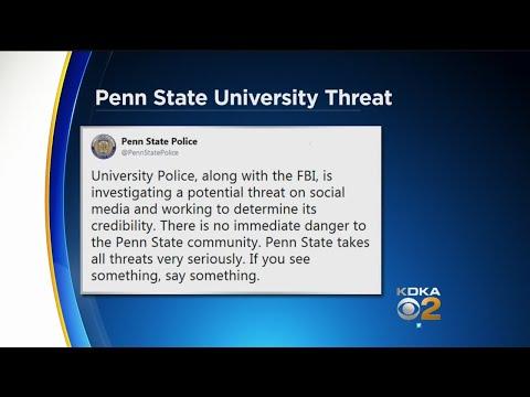 Penn State Police, FBI Investigating Potential Social Media Threat
