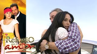 Un refugio para el amor - Capítulo 19: Claudio Linares confiesa su secreto a Luciana | Tlnovelas
