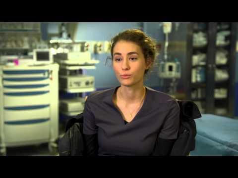 Chicago Med: Rachel Dipillo Behind the s TV