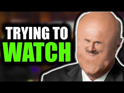 Trying To Watch Dr. Phil | Pt. 2