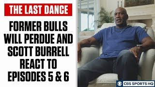 The Last Dance: Former Chicago Bulls reaction and takeaways from episodes 5 & 6   CBS Sports HQ