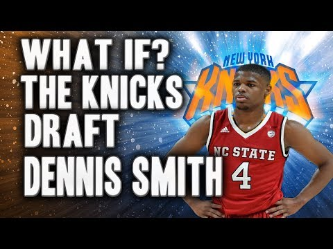 What If Dennis Smith Jr. Is Drafted By The Knicks?