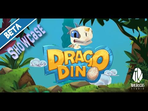 DragoDino Beta Gameplay (TuT/LvL 2) |