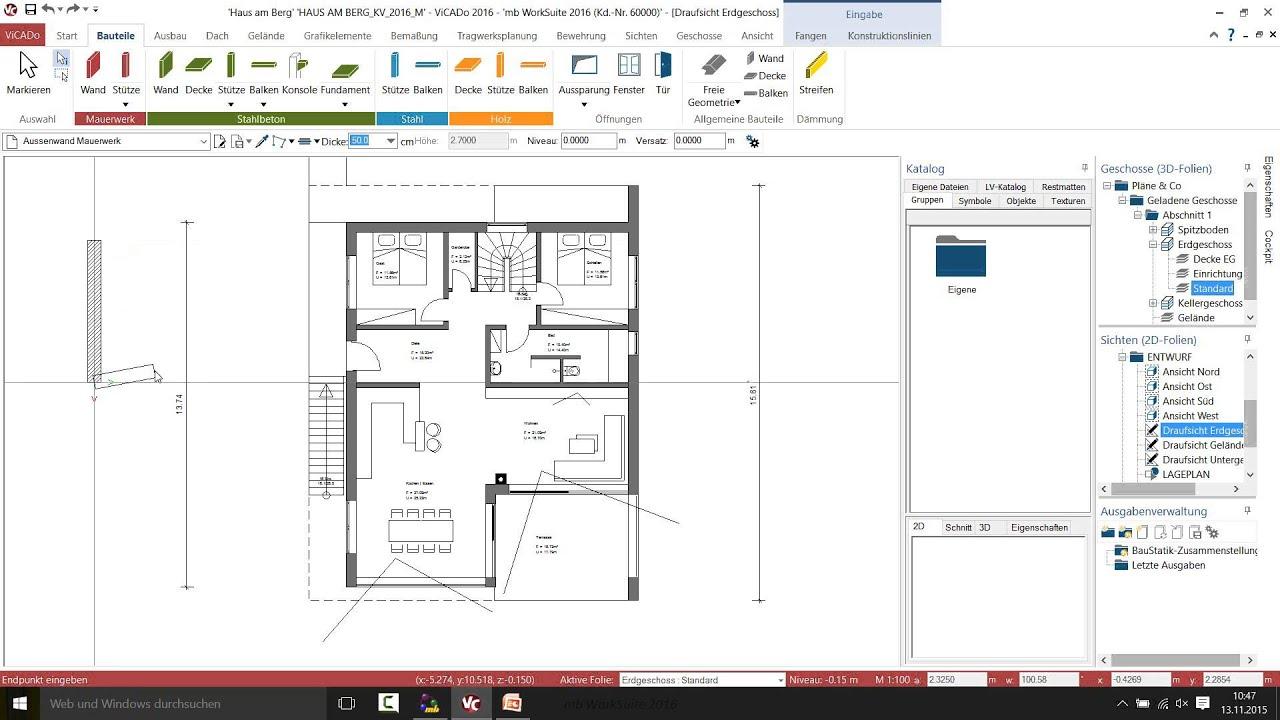Workshop: Pläne Gestalten