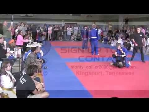 Jeremiah's Massive Tomoe-Nage at The Warrior's Cup 2014!!!