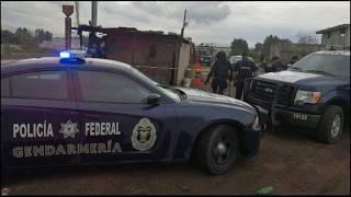 La policía federal de seguridad regional
