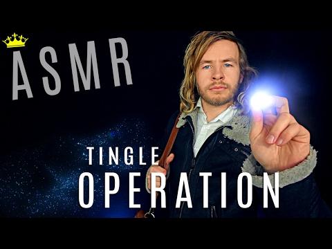 Emergency TINGLE Operation - Cure The Immunity! ASMR
