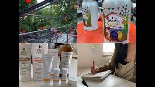 [ENG]드디어 비어가르텐 오픈!독일 유기농 화장품 브…