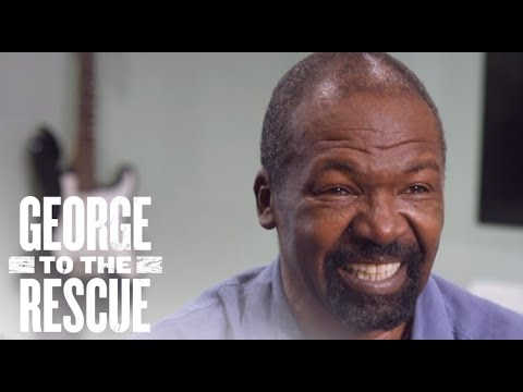 Amazing Home Renovation for Father Recovering from Stroke | George to the Rescue
