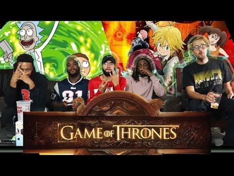 About Game of Thrones, Rick and Morty & The Seven Deadly Sins