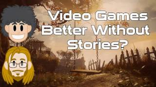 Video Games Better Without Stories? - #CUPodcast