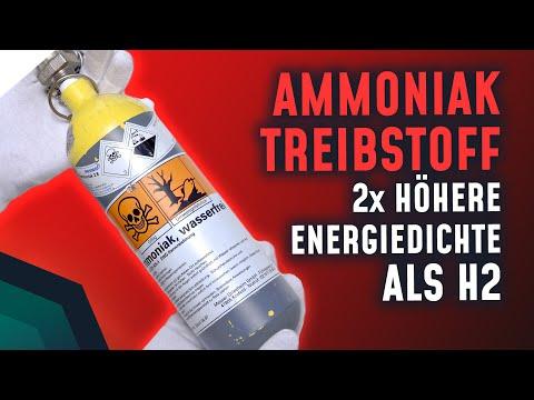 Überholt Ammoniak Wasserstoff als Treibstoff der Zukunft? | Breaking Lab