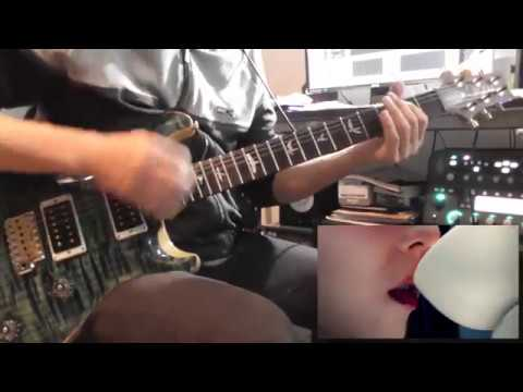 Band-maid / Domination   Guitar Cover