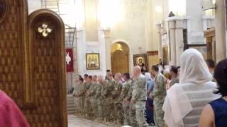 Воскресная Служба. Церковь Святой Троицы в Тбилиси(, 2015-08-26T09:28:24.000Z)