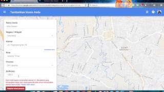 Tutorial Mendaftar Google Bisnisku