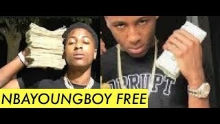 Nba Youngboy FREE on $75000 Bail But Still Reportedly May Have Probation Revoked in Louisiana