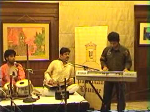Subir Majumdar is performing in his fusion band Sree Om at Paladian Launge