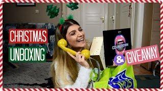 Christmas Unboxing - Octopus Διακόσμηση , Ρούχα & Καλλυντικά   katerinaop22