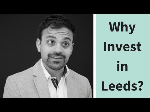 Why Invest In Property in Leeds?