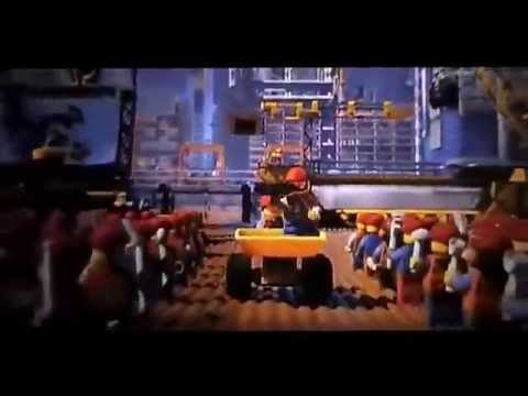 "The Lego Movie: ""Alles ist super"" Song!  + Filmausschnitt ;)"