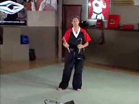 Roland Osborne Kama DVD XMA Tricks Martial Arts Tricking Extreme