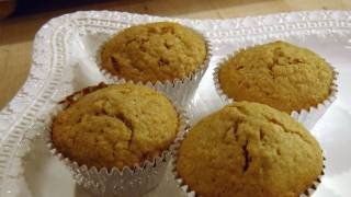 Apricot Orange Muffins - Recipe By Laura Vitale - Laura In The Kitchen Episode 197