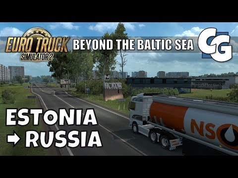 Download MP3 MP4 Ets2 Beyond The Baltic Sea New Cargo Trams No Mods