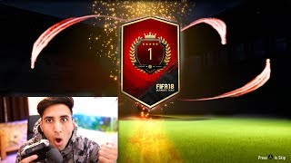 One of xAcceptiion's most viewed videos: NUMBER 1 IN THE WORLD 40/40 FUT CHAMPIONS REWARDS!! (FIFA 18)