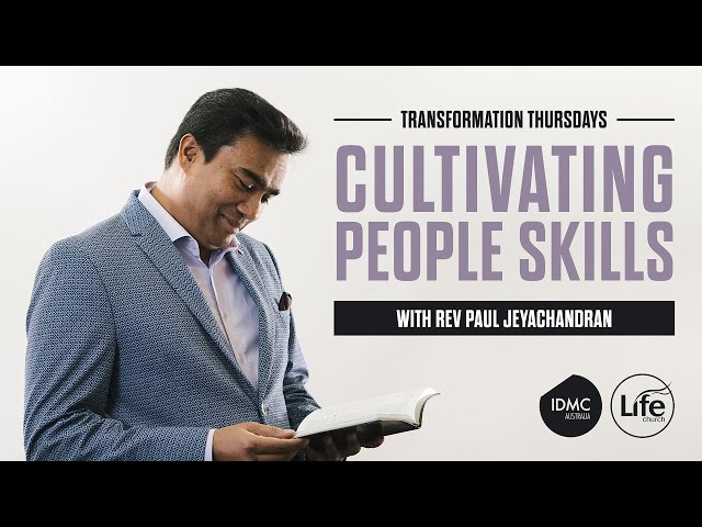 LEAD NIGHT: Cultivating People Skills Pt. 2 | Transformation Thursdays